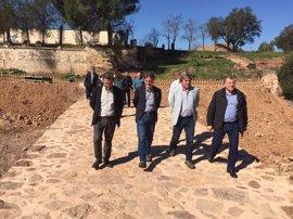 Medio Ambiente invierte 326.000 euros en la restauración del puente Mocho en la provincia de Jaén