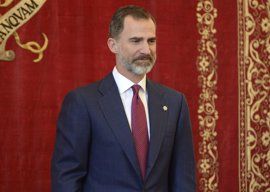 El Rey Felipe VI asiste el miércoles al 50 aniversario de Velatia en Amorebieta