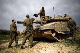 Israel y milicias palestinas vuelven a intercambiar disparos alrededor de la Franja de Gaza