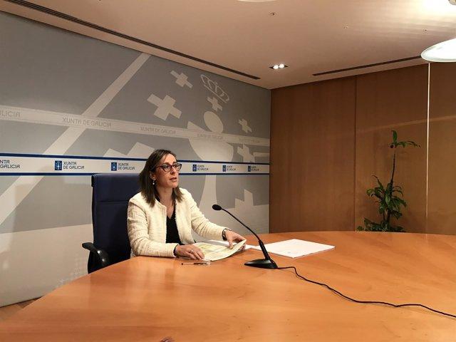 Ethel Vázquez sobre intermodal de Santiago