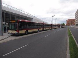 El bus urbano de Logroño vuelve a pasar de los 10 millones de pasajeros en 2016