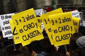 El Supremo sostiene que el 'decreto 3+2' no discrimina a los estudiantes con menos recursos