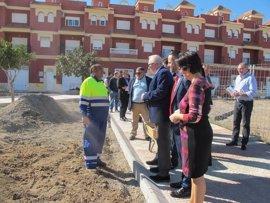 Sánchez Maldonado destaca el desarrollo de los planes de Empleo en Roquetas (Almería) con sus 89 contrataciones