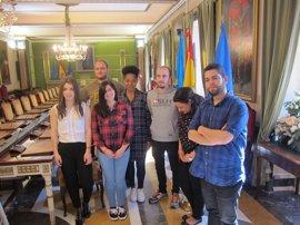 El Ayuntamiento ayuda a 12 alumnos de Formación Profesional a realizar prácticas internacionales