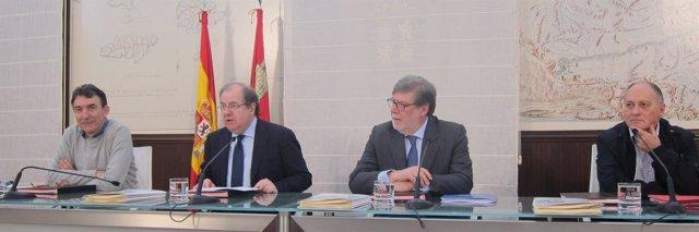 Valladolid. Firma de acuerdos del Diálogo Social