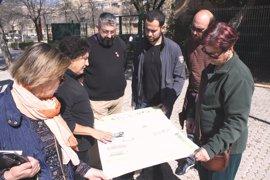 IU apoya la creación de un centro vecinal en el Parque Estoril y pide información al gobierno sobre ejecución