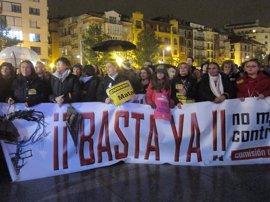 Crecen un 13,5 por ciento las denuncias por violencia de género en Cantabria durante 2016
