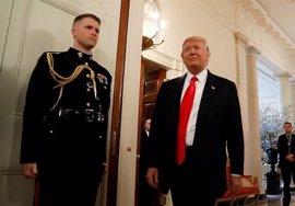 Trump llamará esta tarde al presidente palestino en su primer diálogo desde su llegada a la Casa Blanca