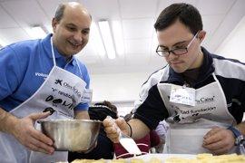 1.500 entidades sociales reciben ayuda de voluntarios de La Caixa