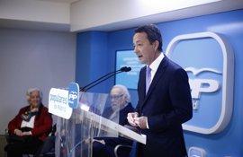 Henríquez de Luna propone que el presidente del PP de Madrid sea elegido mediante sufragio universal y directo