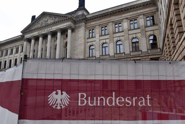 Bundesrat, cámara alta del Parlamento alemán