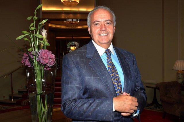 Productor teatral, José Luis Moreno