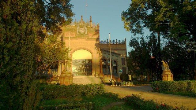 El Pabellón Real