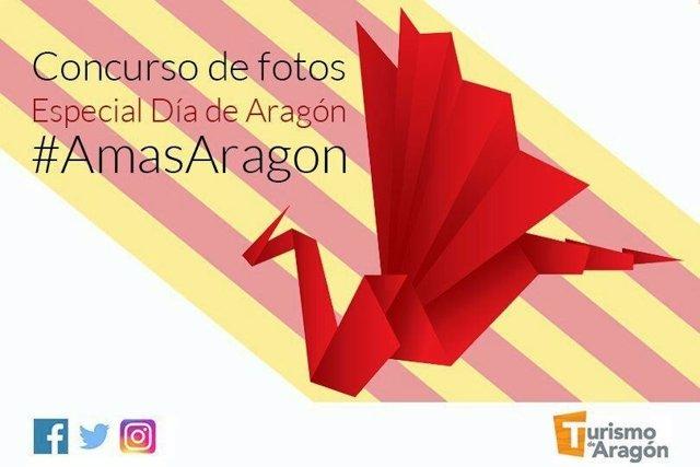 Turismo de Aragón impulsa el concurso fotográfico #AmasAragon