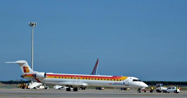 Los vuelos se han adelantado a la temporado oficial por las Fallas
