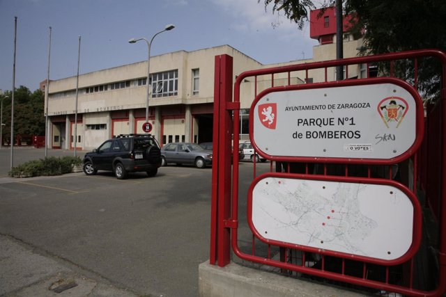 Parque de Bomberos de Zaragoza