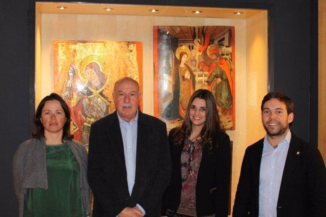 Carla del Valle Lafuente es la nueva directora del Museo de la Val d'Aran