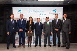 La Semana Social moviliza a más de 2.000 empleados de CaixaBank y de la Fundación Bancaria La Caixa en Andalucía