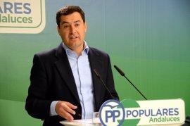 El PP de Huelva celebra este sábado el Día del Afiliado en Valverde con Juanma Moreno y Loles López
