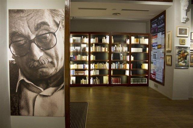 El Ayuntamiento inauguró a finales de enero el Museo Joan Fuster