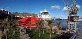 La nueva terminal de cruceros trae a Tenerife el puerto base de AIDA Cruises