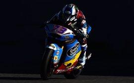 Àlex Márquez, el más rápido en Jerez