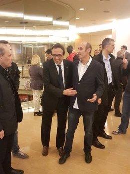 Jordi Andreu anuncia su candidatura a la presidencia del Cerce Sabadellès