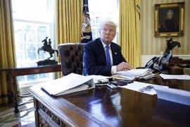 """Trump asegura a Abbas que la paz """"es posible y ha llegado el momento de lograr un acuerdo"""""""