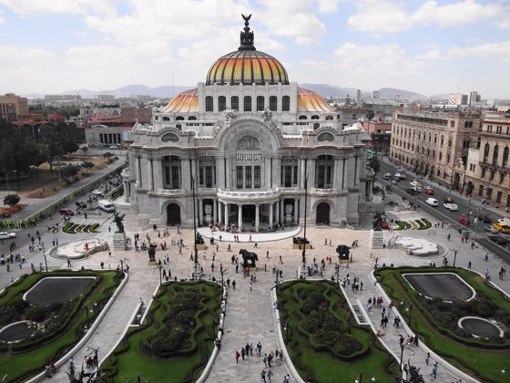 Palacio Nacional de Bellas Artes