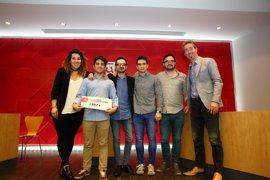 El equipo 'Consenso' gana la V Liga de Debate de la UR