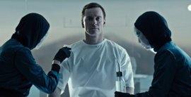 VÍDEO: Así es Walter, el nuevo androide de Alien: Covenant