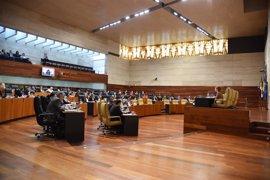 La lucha contra la violencia machista y el desempleo centran una intensa semana en la Asamblea