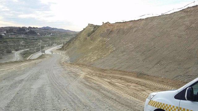 Las obras mejorarán la conexión por la Rambla de Oria.