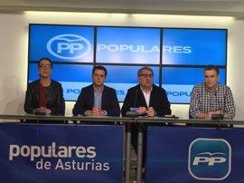El PP proclama a Mercedes Fernández candidata única
