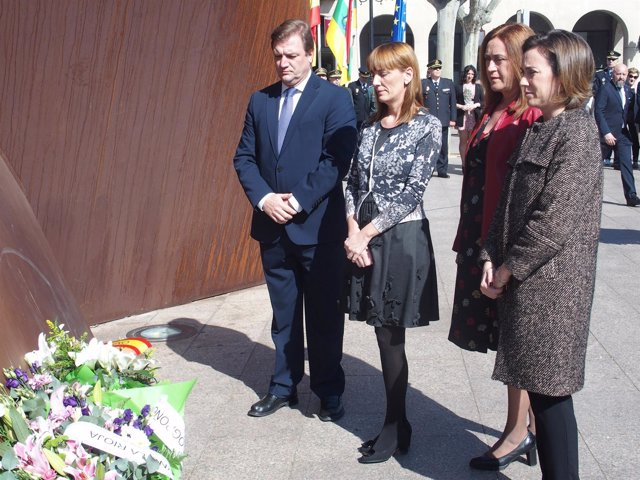 Homenaje victimas terrorismo