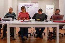 """Teresa Rodríguez aboga por que Podemos ofrezca """"alternativas de gobierno"""" a """"reivindicaciones de la calle"""""""