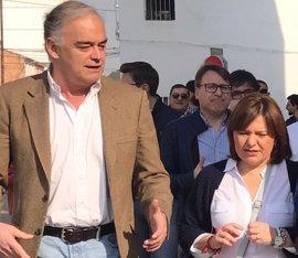 """González Pons apuesta por Bonig para dirigir al PPCV por """"plantar cara a las dificultades"""""""