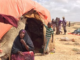 Save The Children advierte de que no se han aprendido las lecciones de la hambruna de 2011 en Somalia