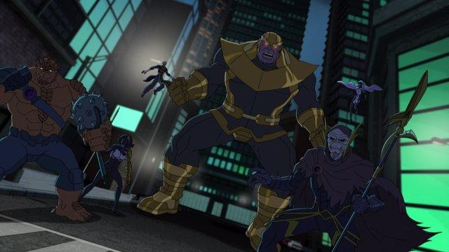 Orden Negra de Thanos
