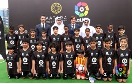LaLiga Lounge llega a Doha de mano de Katara Hospitality y LaLiga