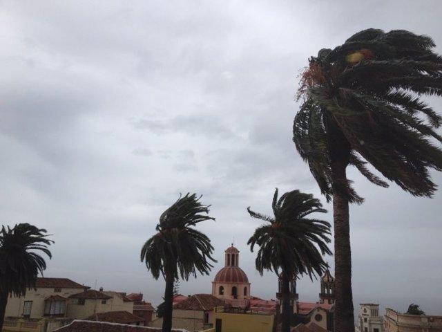 Temporal de viento