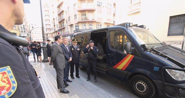 La Delegación de Gobierno moviliza a 3.000 efectivos