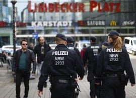 La Policía frustra un atentado terrorista en un centro comercial de Essen, Alemania