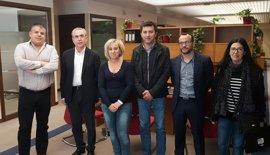 CC.OO. de Industria de Aragón se reúne con la dirección del grupo Bon Área