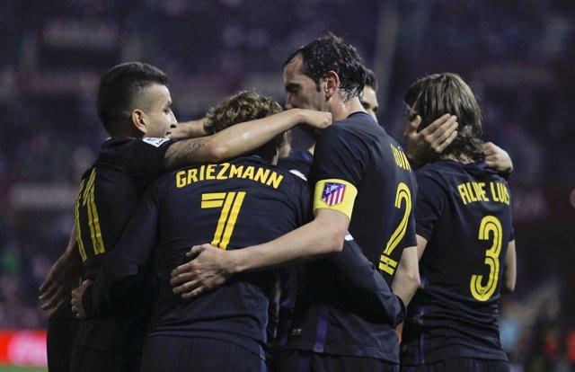 Granada - Atlético de Madrid