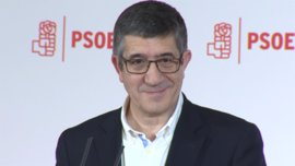 Patxi López plantea consultas directas a las bases del PSOE si lo propone un 20% de los militantes