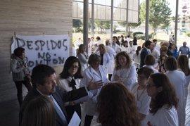 Admiten a trámite el recurso de la Diputación de Castellón contra el Provincial por los despidos