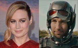 Marvel pone fecha a los rodajes de Ant-Man 2 y Capitana Marvel