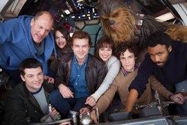 Star Wars: Todo listo para el rodaje de la película de Han Solo en Fuerteventura