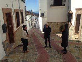 Las obras del PFEA de la Diputación posibilitan la contratación de 854 personas en 28 proyectos